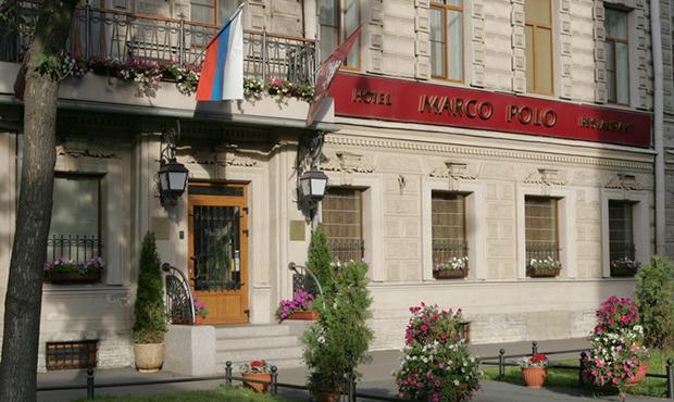 Скидка15% иособые привилегии вбутик-отеле Marco Polo Saint-Petersburg