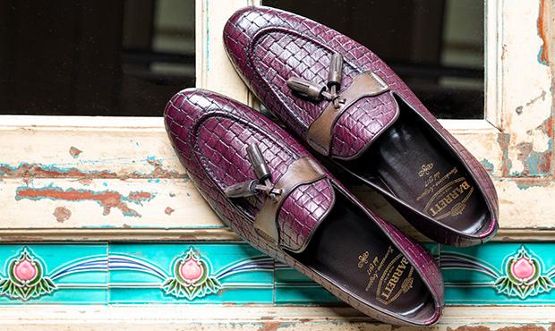 Скидка10% нановую коллекцию вбутиках мужской обуви Barrett
