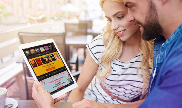Скидка35% напокупку подписки MyBook