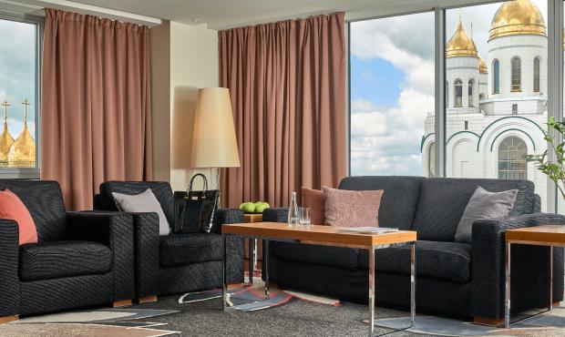 Скидка15% напроживание вотеле Radisson Blu Hotel вКалининграде