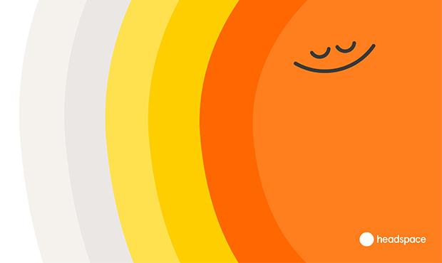90дней бесплатной подписки насервис Headspace
